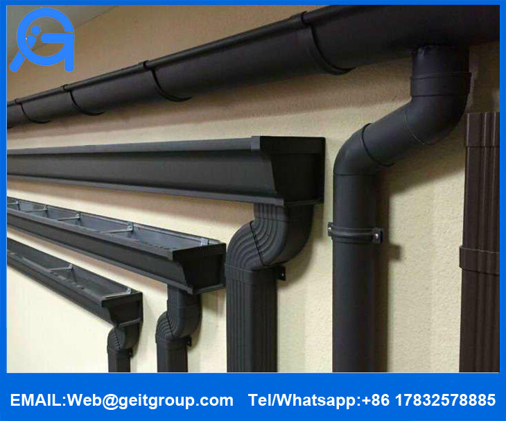 Gutter System China Supplier