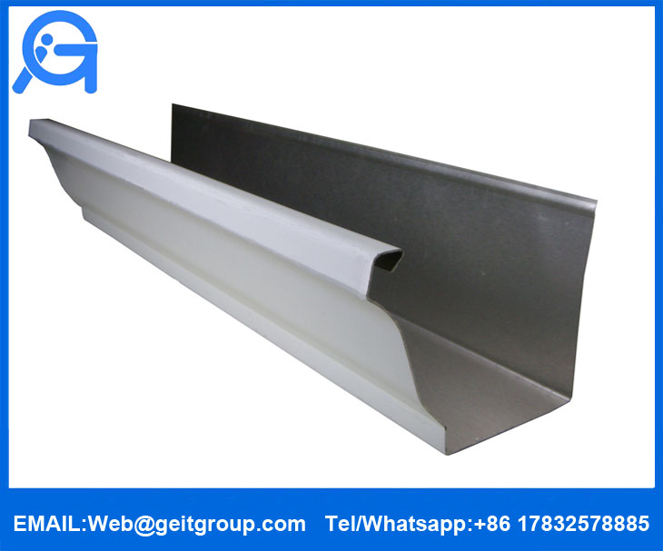 K Style Gutter China Manufacturer