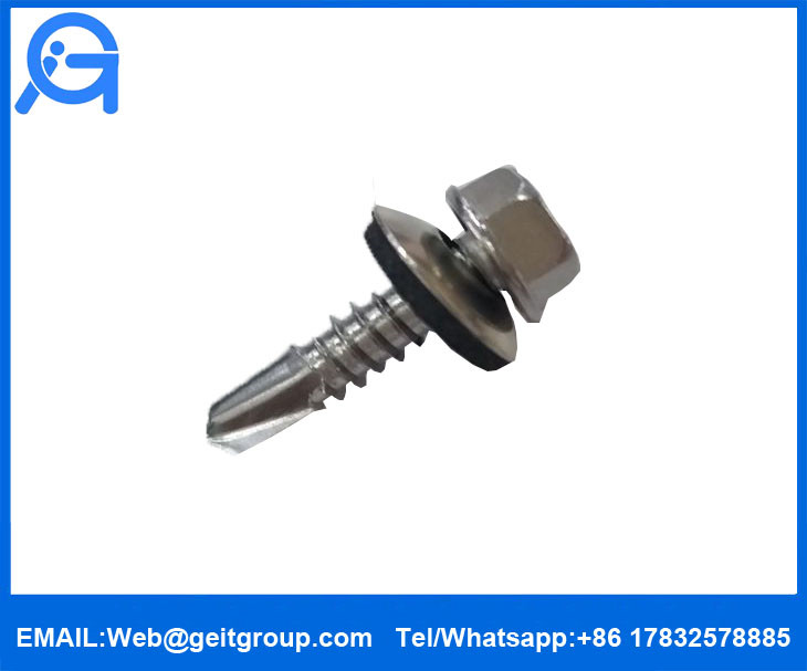 Dual Purpose Fastener Self Drilling Screw Cangzhou