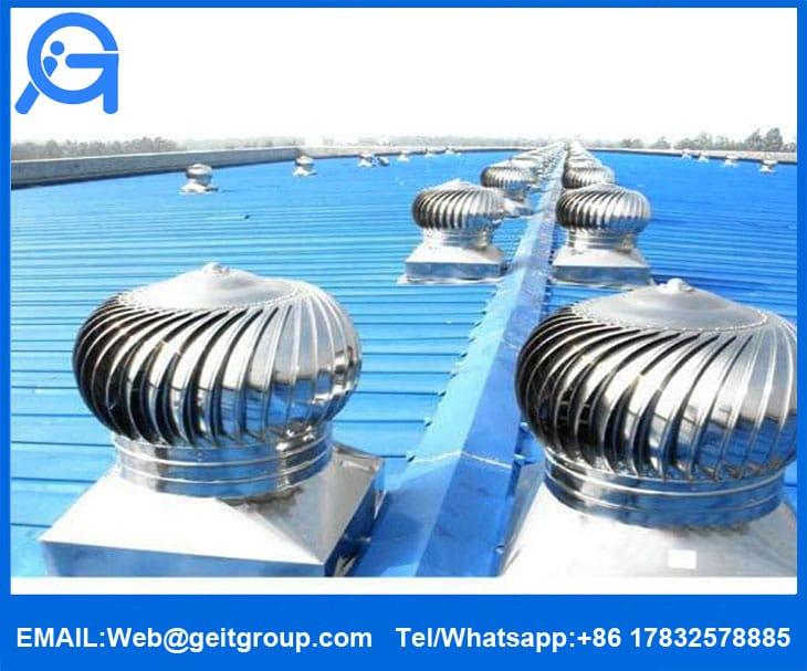 Turbine Ventilators Turbine Ventilators Supplier And